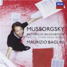 Moussorgski - Mussorgski - pictures at an exhibition and other piano works