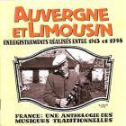 Auvergne Limousin - Anthologie des Musiques Traditionnelles