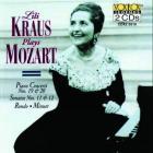 Mozart - Lili Kraus joue Mozart : oeuvres pour piano.