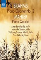 Brahms - piano quartet no. 2