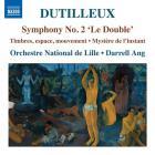 Dutilleux - symphonie n° 2 « le double » - timbres, espace, mouvement (ou la nuit étoilée) - mystère de l'instan