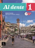 Al dente - italien - a1 - livre de l'elève + cahier d'exercices