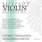 Mozart - Mozart : sonates pour violon - Volume 3. Ibragimova, Tiberghien.