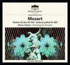 Mozart - Mozart : symphonies n° 39 et 40. Suitner.
