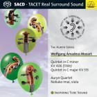 Mozart - Mozart : quintettes à cordes - Volume 1. Imai, Quatuor Auryn.