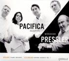 Brahms - Brahms : quintette avec piano - Schumann : quatuor à cordes n° 1