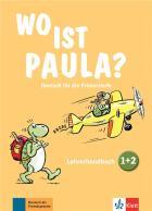 Wo ist paula ? 1-2 - livre du professeur + cd + dvd