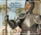 Pfitzner - Hans Pfitzner : die rose vom liebesgarten, opéra. Weber, Caves, Räsänen, Beermann.