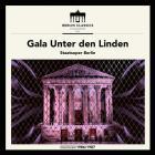 Gala unter den linden : airs d'opéras. Adam, Schreier, Trekel-Burckhardt, Burmeister, Goldberg.