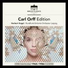 Orff - Carl Orff Edition : die kluge - der mond - Carmina Burana - Catulli Carmina - trionfo di Afrodite. K
