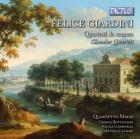 Giardini - Felice Giardini : musique de chambre. Bottiglioni, Campitelli, Cantore, Quatuor Mirus.