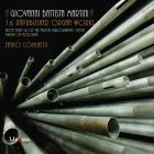 Battista Martini - Giovanni Battista Martini : oeuvres pour orgue non-publiées. Cominetti.