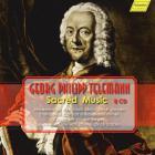 Telemann - Telemann : musique sacrée. Jacobs, Stölzel.