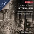 Laks - chamber works by Szymon Laks