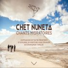 jaquette CD Chants migratoires