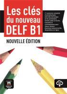 Les clés du nouveau delf b1 - livre de l'élève + mp3