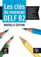 Les clés du nouveau delf b2 - livre de l'élève + mp3