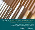Bach - Bach : oeuvres vocales sacrées. Mields, Schachtner, Kristjansson, Berndt, Rademann.