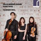 Mendelssohn-Bartholdy - Mendelssohn: trio pour piano n° 1-2. Fournier.