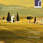 Castelnuovo-Tedesco - Castelnuovo-Tedesco : sonnets de Shakespeare. Riches, Abbate.