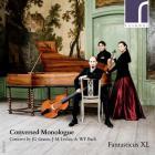 Bach - Bach, Graun, Leclair : conversed monologue, concertos. Fantasticus XL.