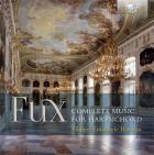 Fux - Johann Joseph Fux : intégrale de l'oeuvre pour clavecin. Ravizza.