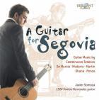 A guitar for Segovia. Somoza.