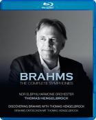 Brahms - Brahms : intégrale des Symphonies. Hengelbrock.