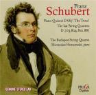 Schubert - quatuors n°12, 13, 14 & 15. Quintette avec piano D.667