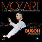 Mozart - Busch at Glyndebourne / Mozart