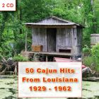 50 Cajun Hits From Louisiana (1929 - 1962)