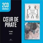 2 cd originaux : roses / trauma
