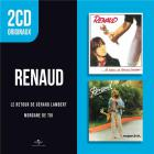 2 cd originaux : le retour de Gérard Lambert / Morgane de toi