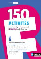 Panoramas - 150 activités pour enseigner autrement le français en 2de bac pro - fichier enseignant (édition 2017)