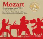Mozart : concertos pour piano - Volume 2. Fischer, Gulda, Kraus, Michelangeli, Serkin.