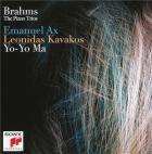 Brahms - Brahms : the piano trios