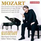 Mozart: concertos pour piano K.449 & 459
