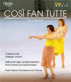 Mozart : Cosi fan Tutte / Opéra National de Paris, 2017