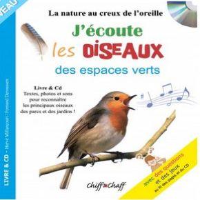 J'écoute les Oiseaux des espaces verts