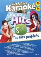 Mes soirées karaoké 2 dvd hits de Gulli 2017