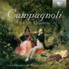 Bartolomeo Campagnoli : six quatuors pour flûte