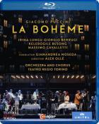 Puccini: la bohème - opéra en 4 actes