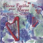 Michel: Pièces faciles pour Harpe - Volume 1