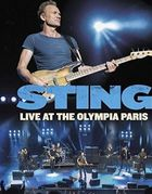 jaquette CD Live at the Olympia Paris