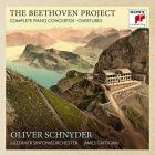 Van Beethoven - the Beethoven project - The 5 piano concertos & 4 overtures