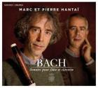 Sonates pour flûte et clavecin | Bach, Johann Sebastian (1685-1750). Compositeur