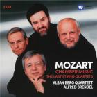 Chamber music, the last string quartets