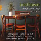 Van Beethoven - triple concerto, trio op.11