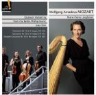 Concertos n°10, 12, 13 transcriptions pour harpe