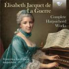 Elisabeth Jacquet de La Guerre : intégrale de l'oeuvre pour clavecin